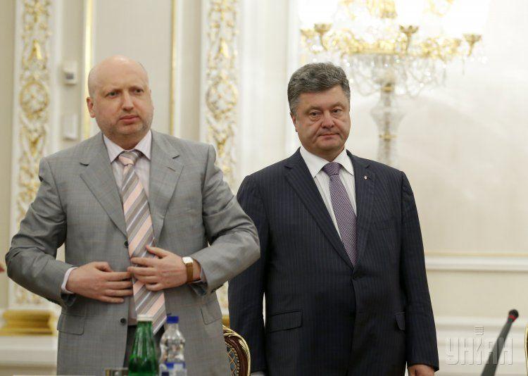 Турчинов взял на себя грех сдачи Крыма