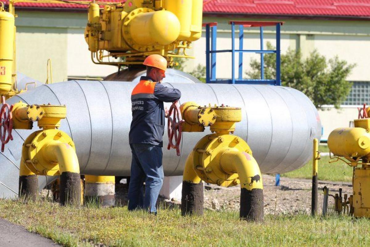 ГТС, газовая труба