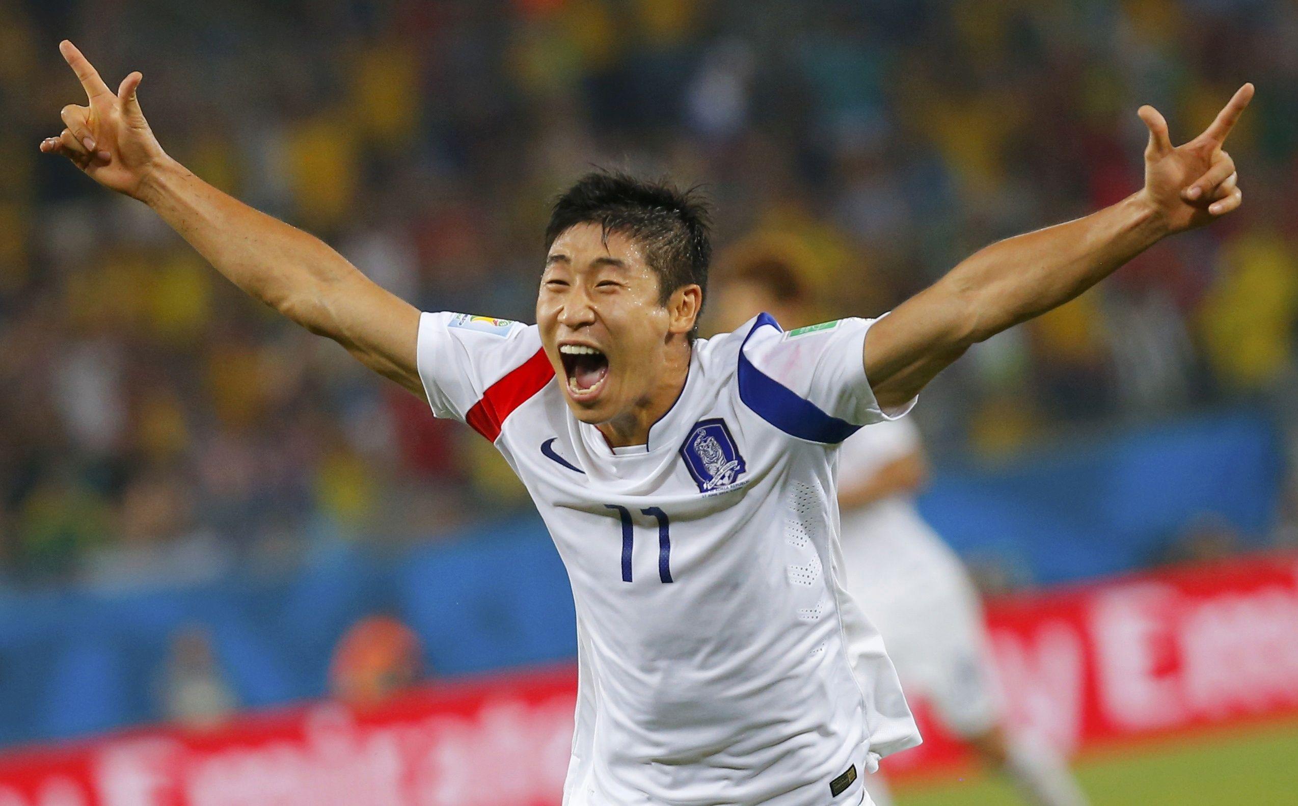 Корея открылда счет в матче