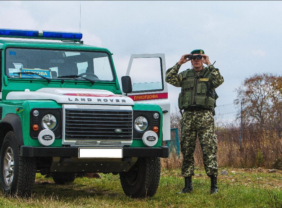 На Луганщине подорвались пограничники. Иллюстрация