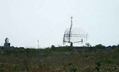 Радиолокационная система ПВО, иллюстрация