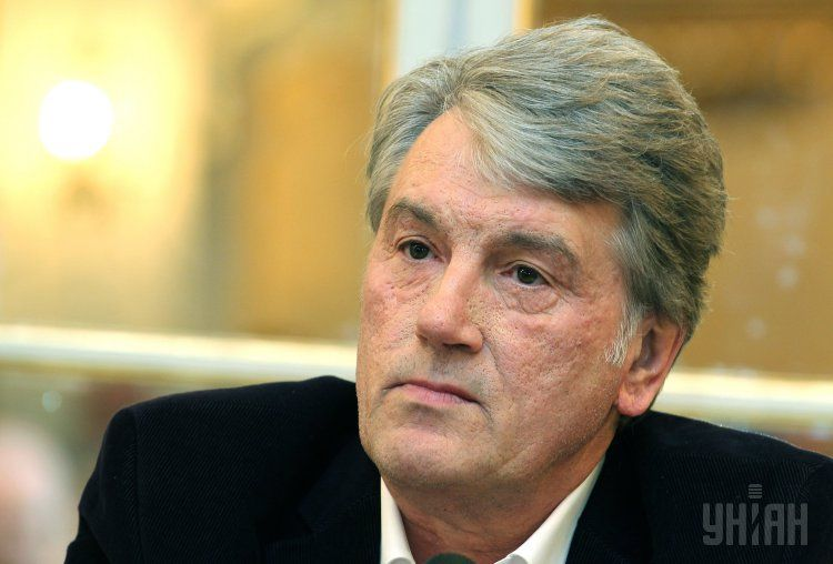 Виктор Ющенко — Анатолий Матиос узнал, что отравления Виктора Ющенко не было