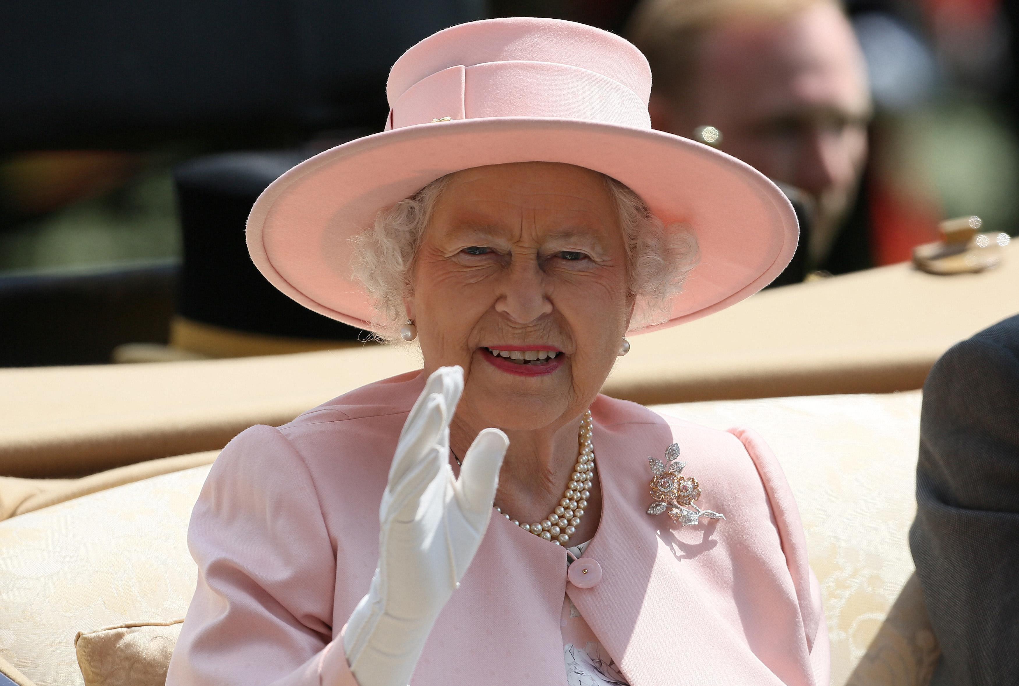 Британская королева картинки
