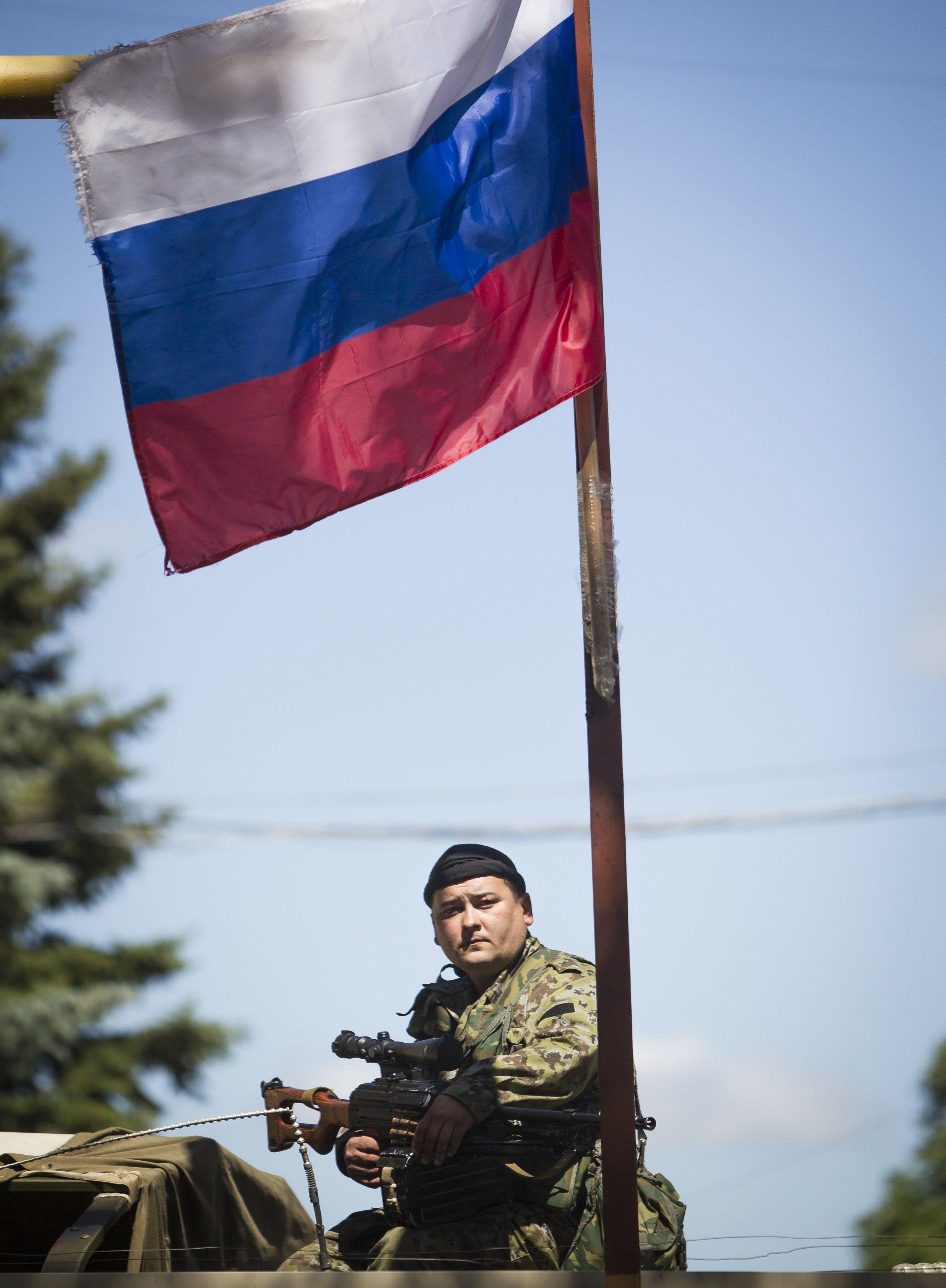 Российская газета опубликовала кремлевский сценарий по захвату Украину