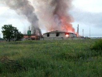 Луганские пограничники уничтожили 9 террористов