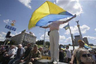Вече на Майдане, иллюстрация