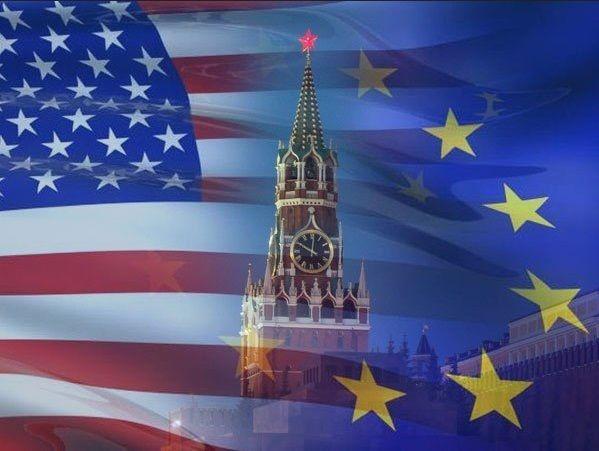 США и Европа бьют санкциями по России