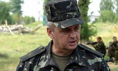 Начальник Генштаба генерал Муженко
