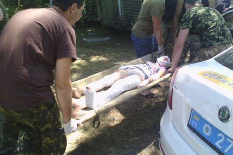 Девочку эвакуировали в больницу.
