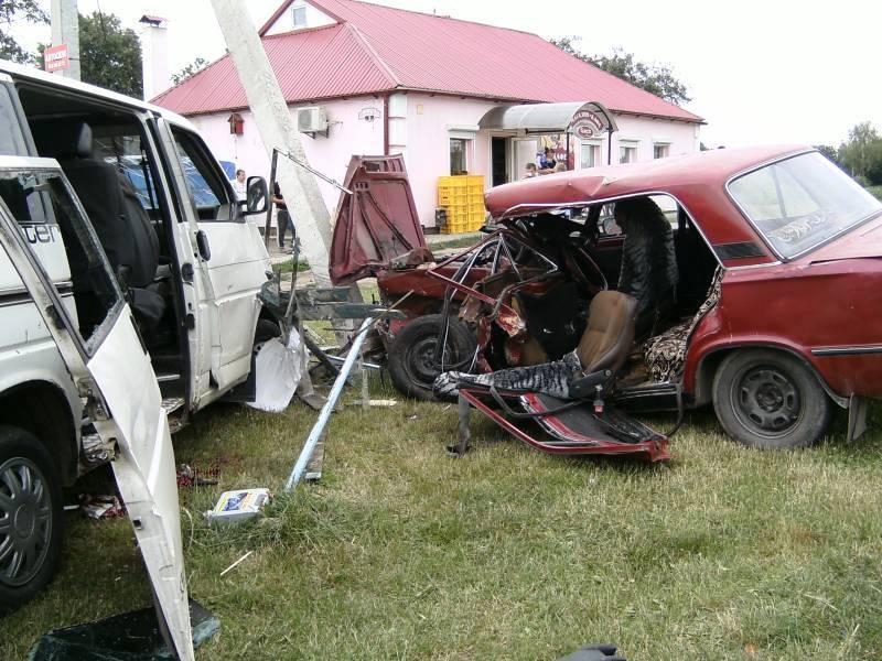 В ДТП на Волыни пострадали пятеро человек