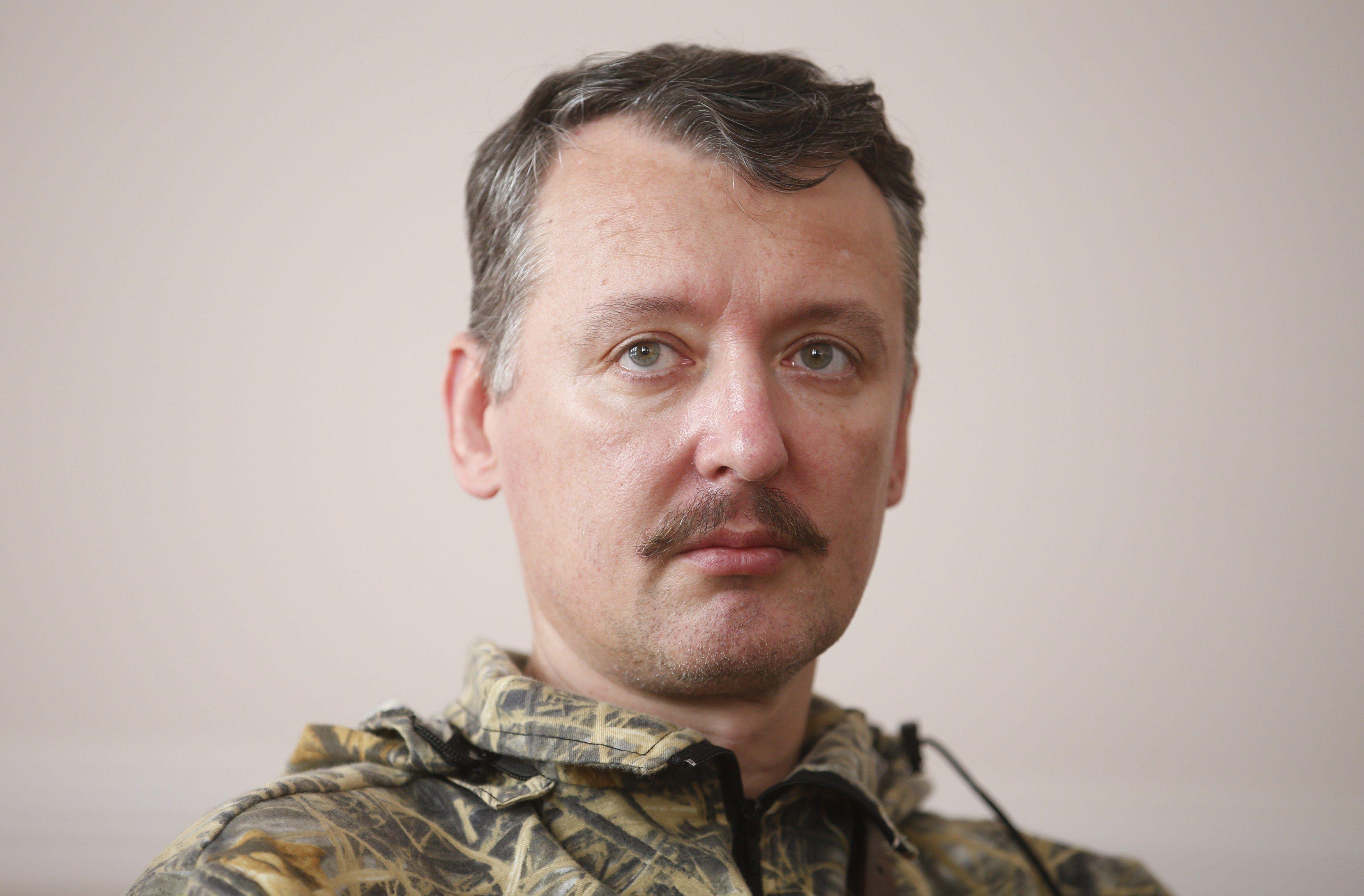Гиркин, один из самых одиозных террористов Донбасса