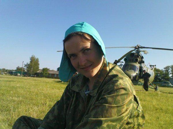 Надежду Савченко