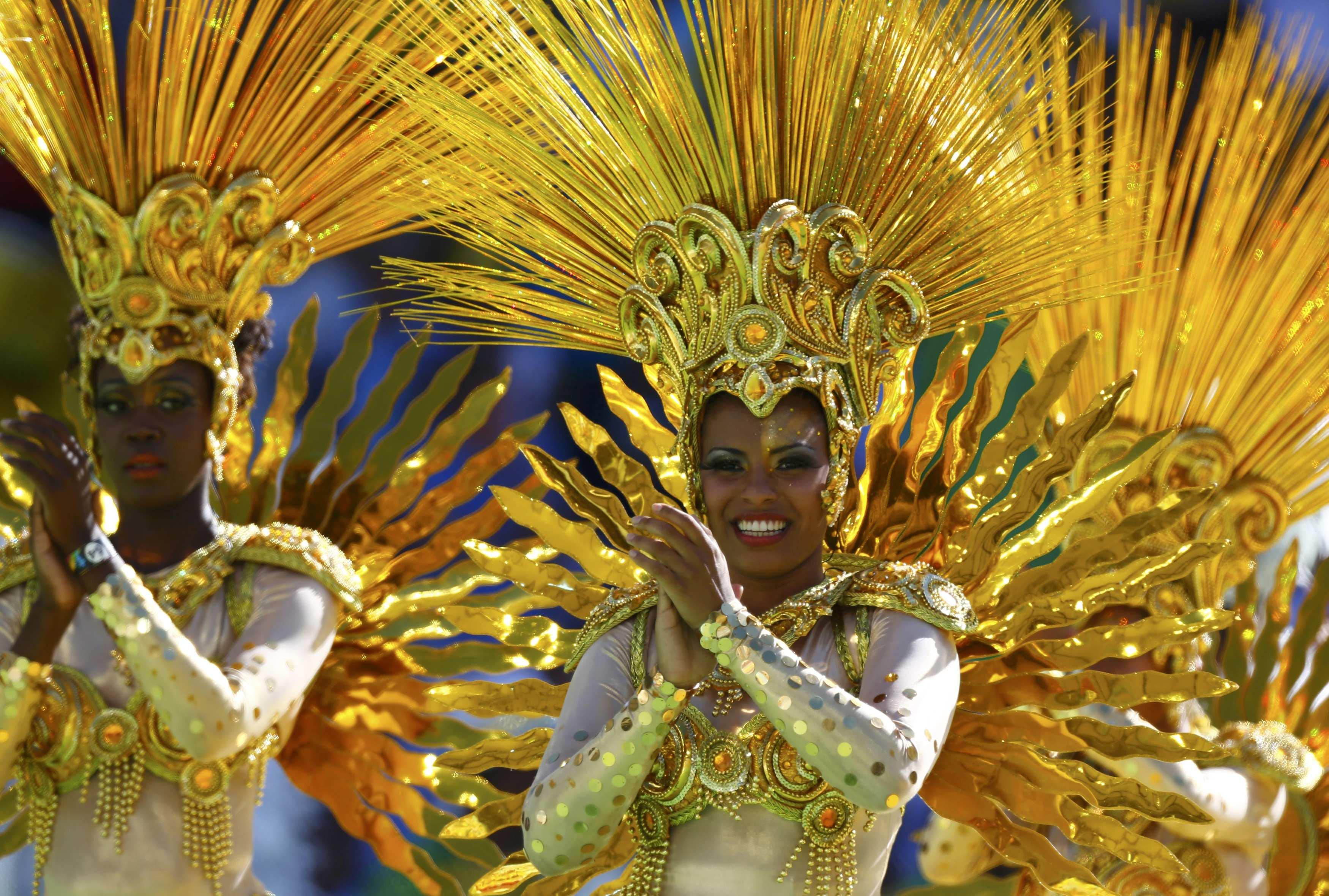 В Рио-де-Жанейро прошла церемония закрытия ЧМ-2014