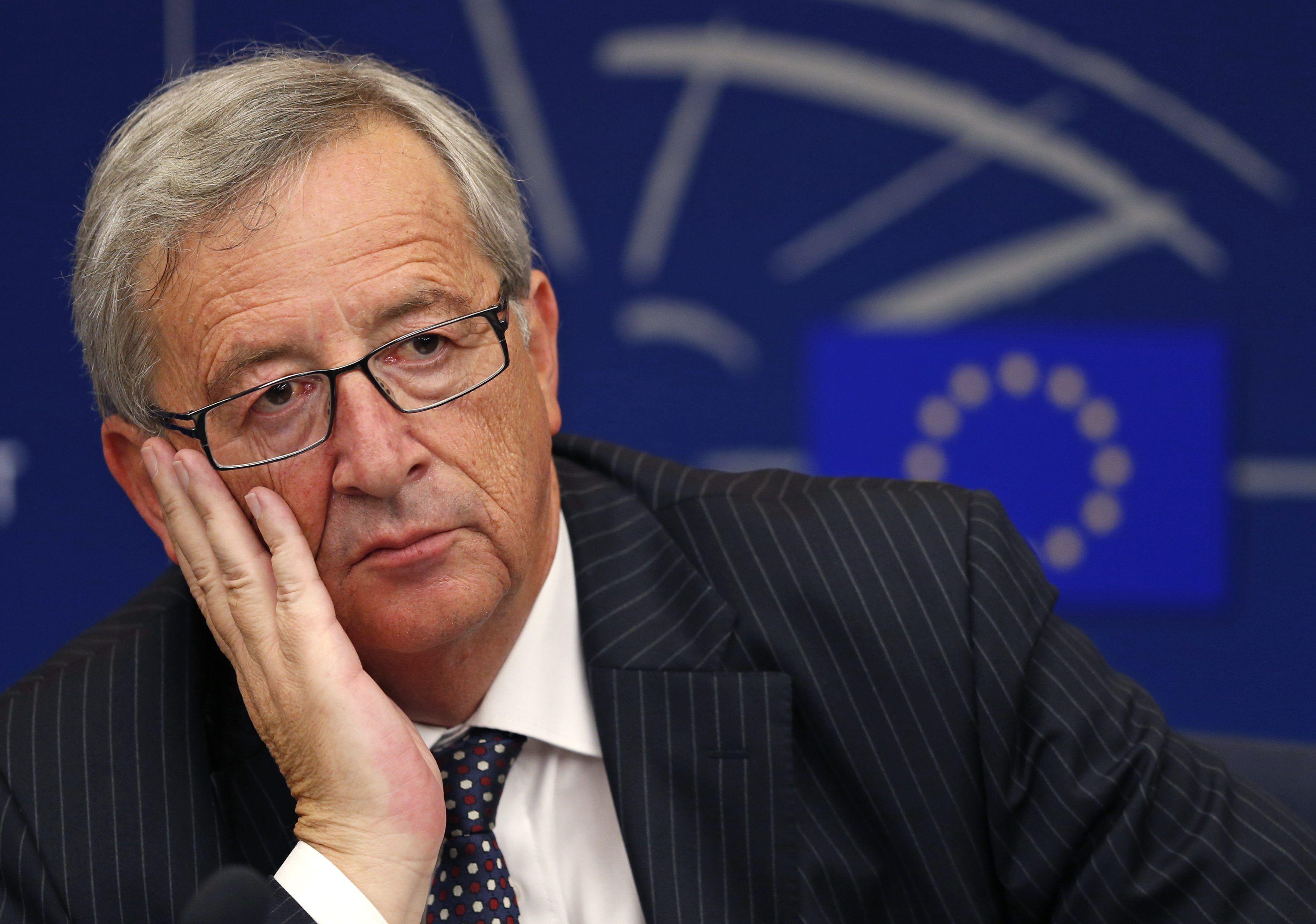 Глава Еврокомиссии Юнкер экстренно госпитализирован