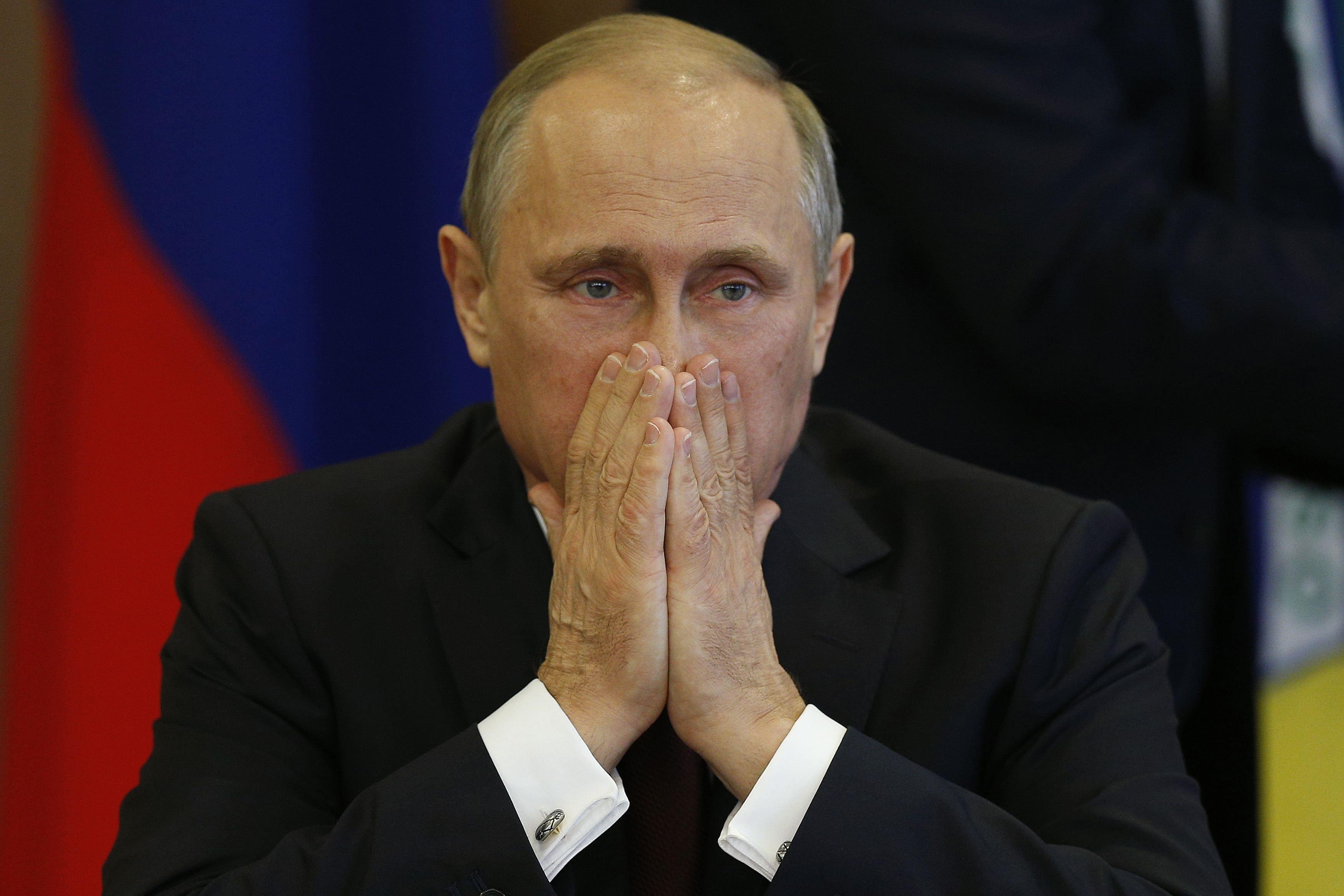 Эксперт рассказал о проблемах, которые получил Путин