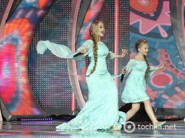 Виктория и Настя Петрик