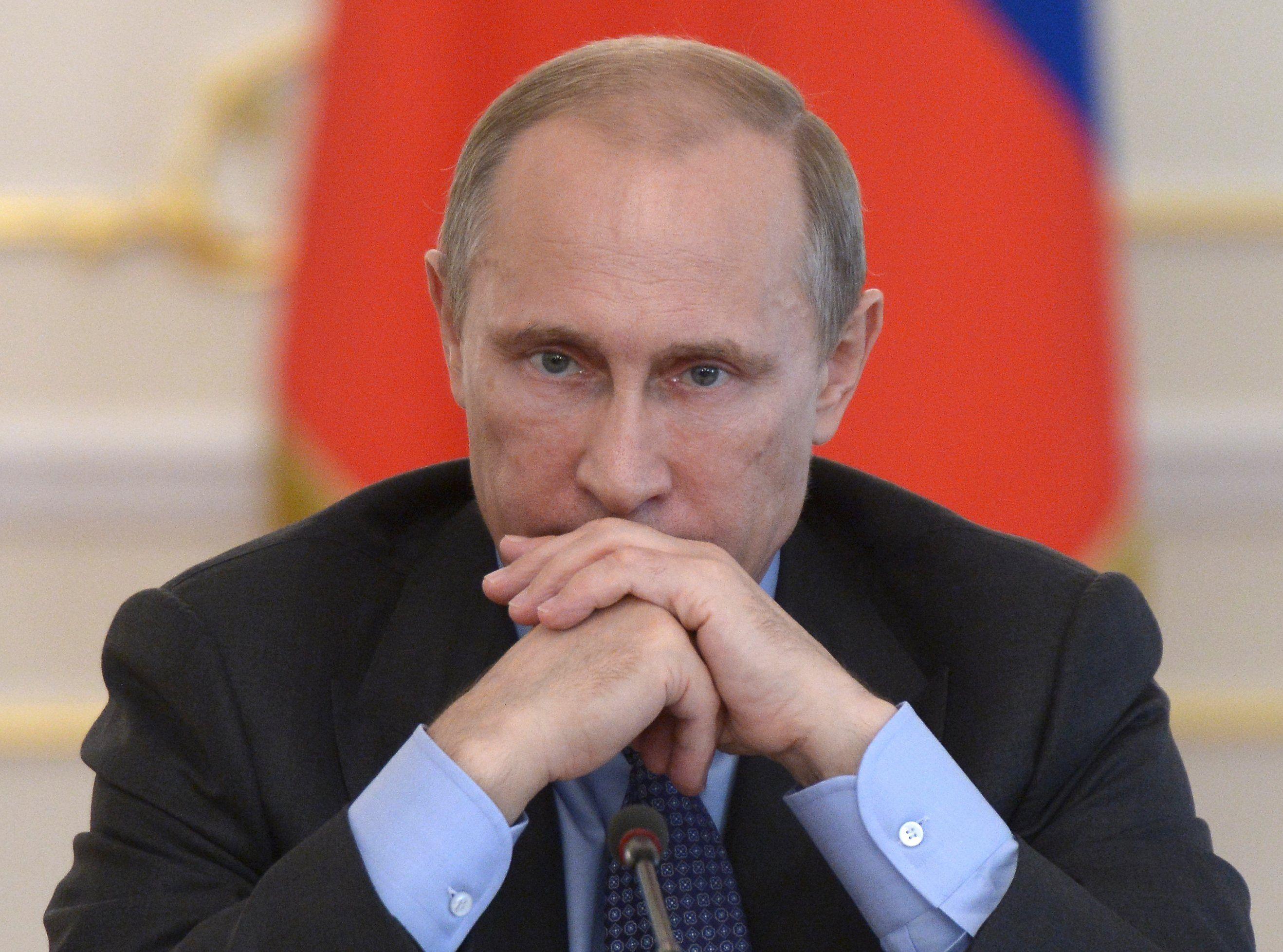 Успех Украины может означать проблемы для Путина
