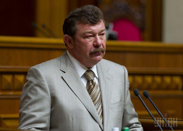 Александр Кузьмук.