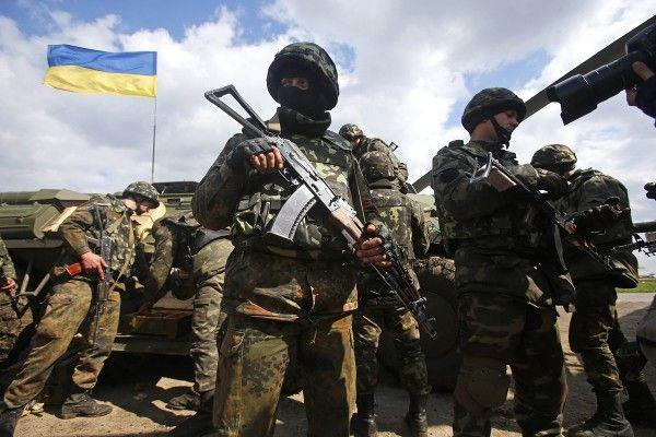 Украинским военным необходимо поднять зарплату