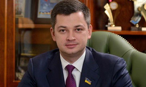 нардеп Сергей Горохов