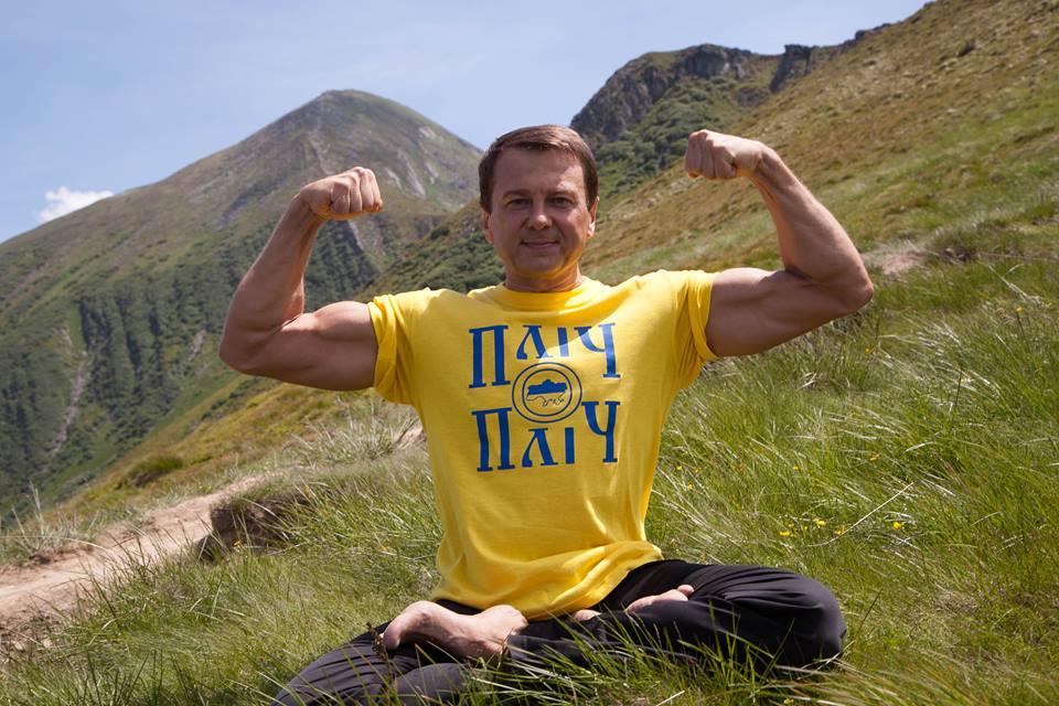 Тимофей Нагорный находится в СБУ со 2 октября