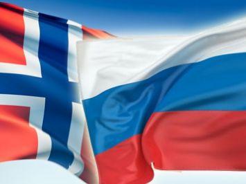 Норвегия, Россия