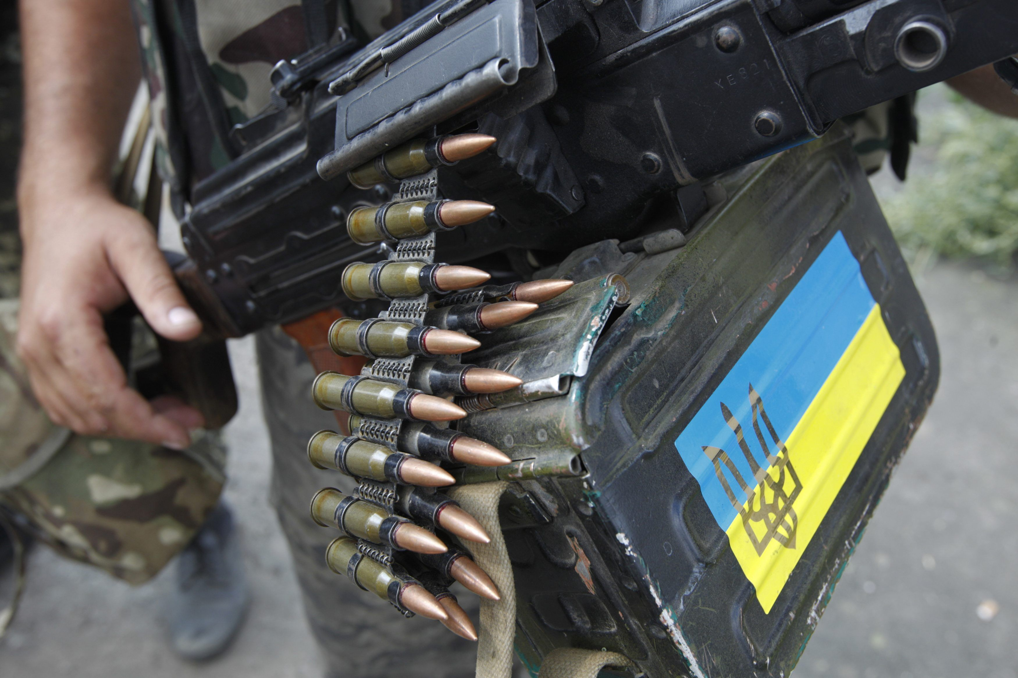 Вчера в зоне АТО погибли 11 силовиков