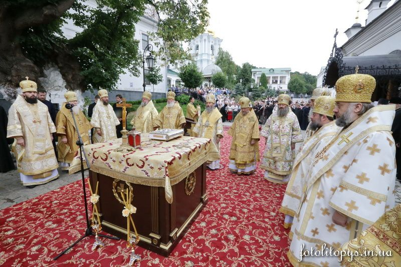 УПЦ МП, литургия