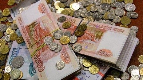 россия, деньги