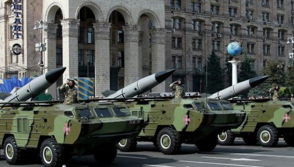 В Иловайске разбомбили эшелон русских пушкарей