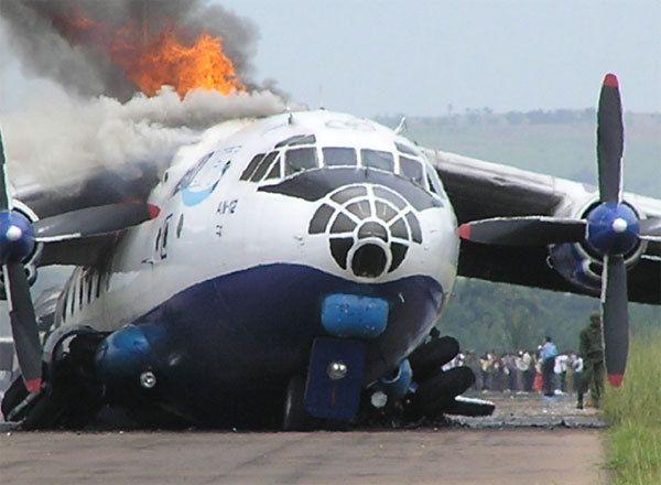 Ан-12, иллюстрация