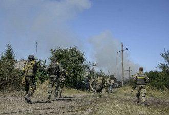 Бои в Иловайске, силы АТО