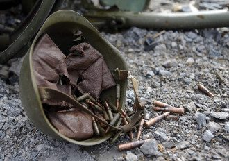 За сутки на Донбассе  погиб один украинский военный