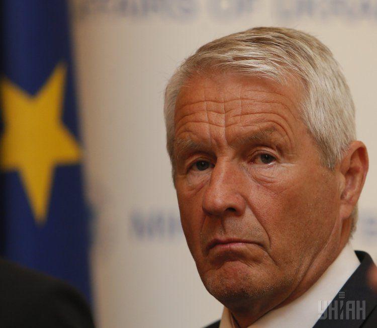 Турбьерн Ягланд хочет, чтобы в ПАСЕ с российской делегации сняли санкции