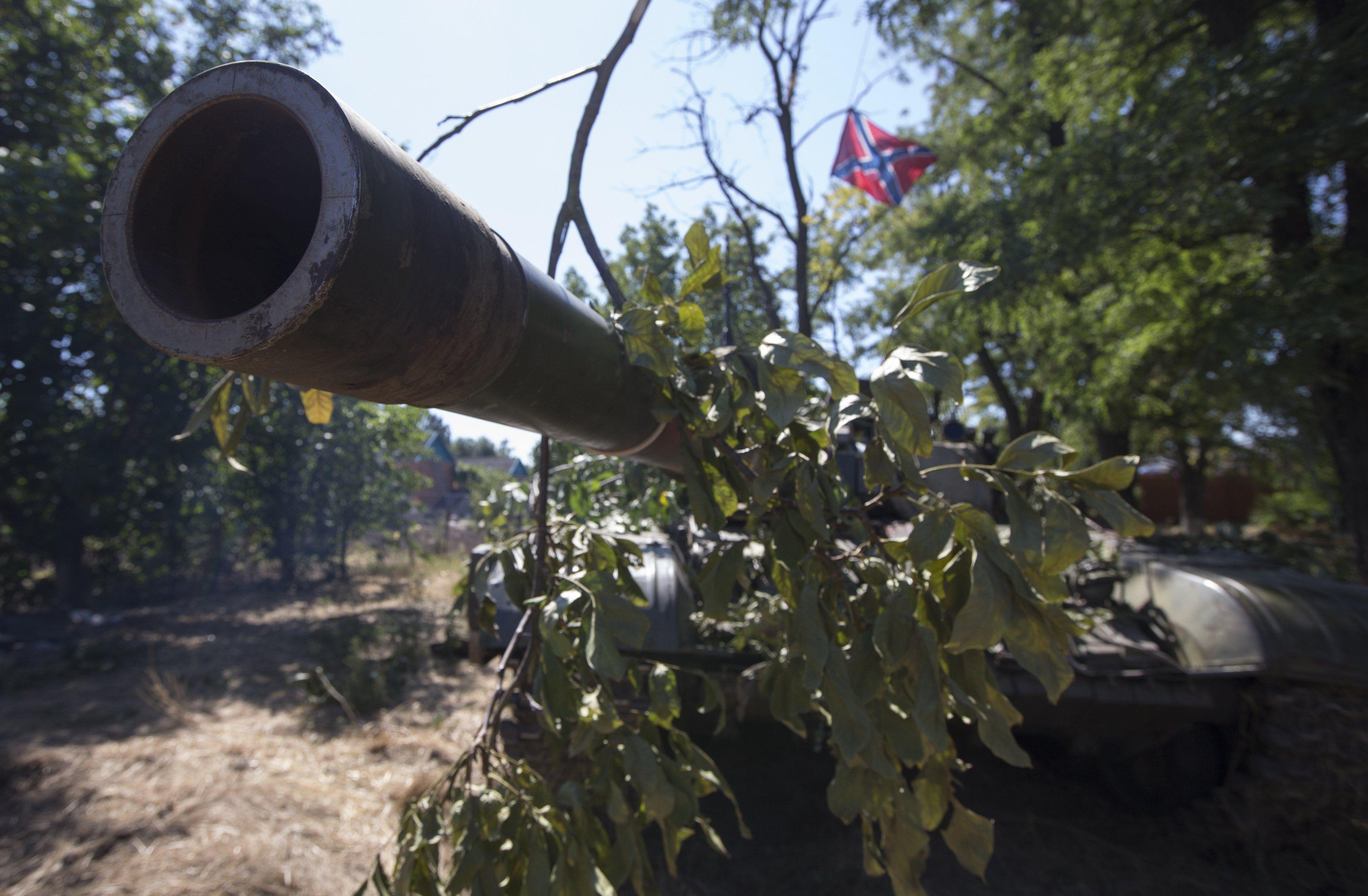 Из России прибывает новая бронетехника