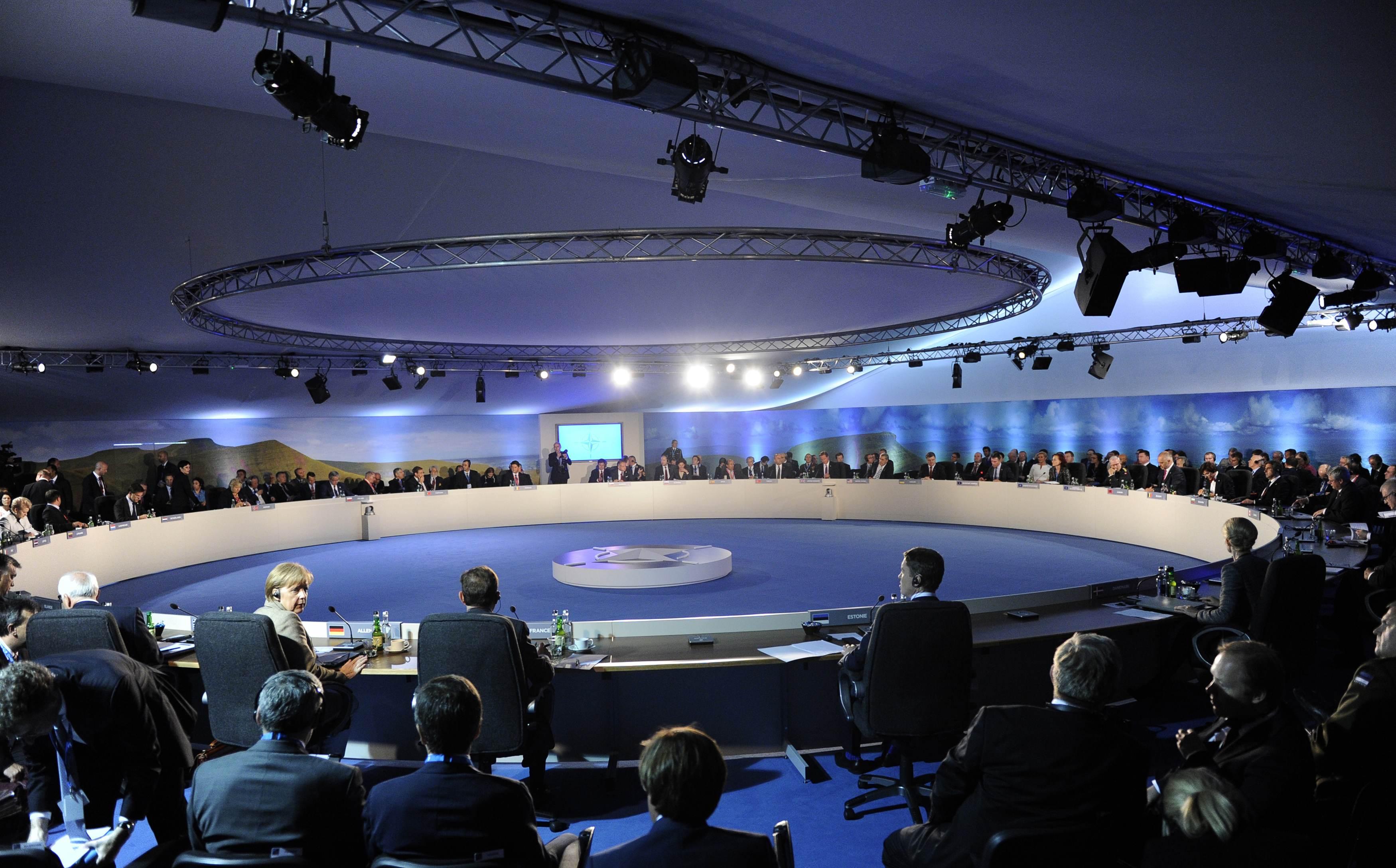 Саммит НАТО в Уэльсе, иллюстрация