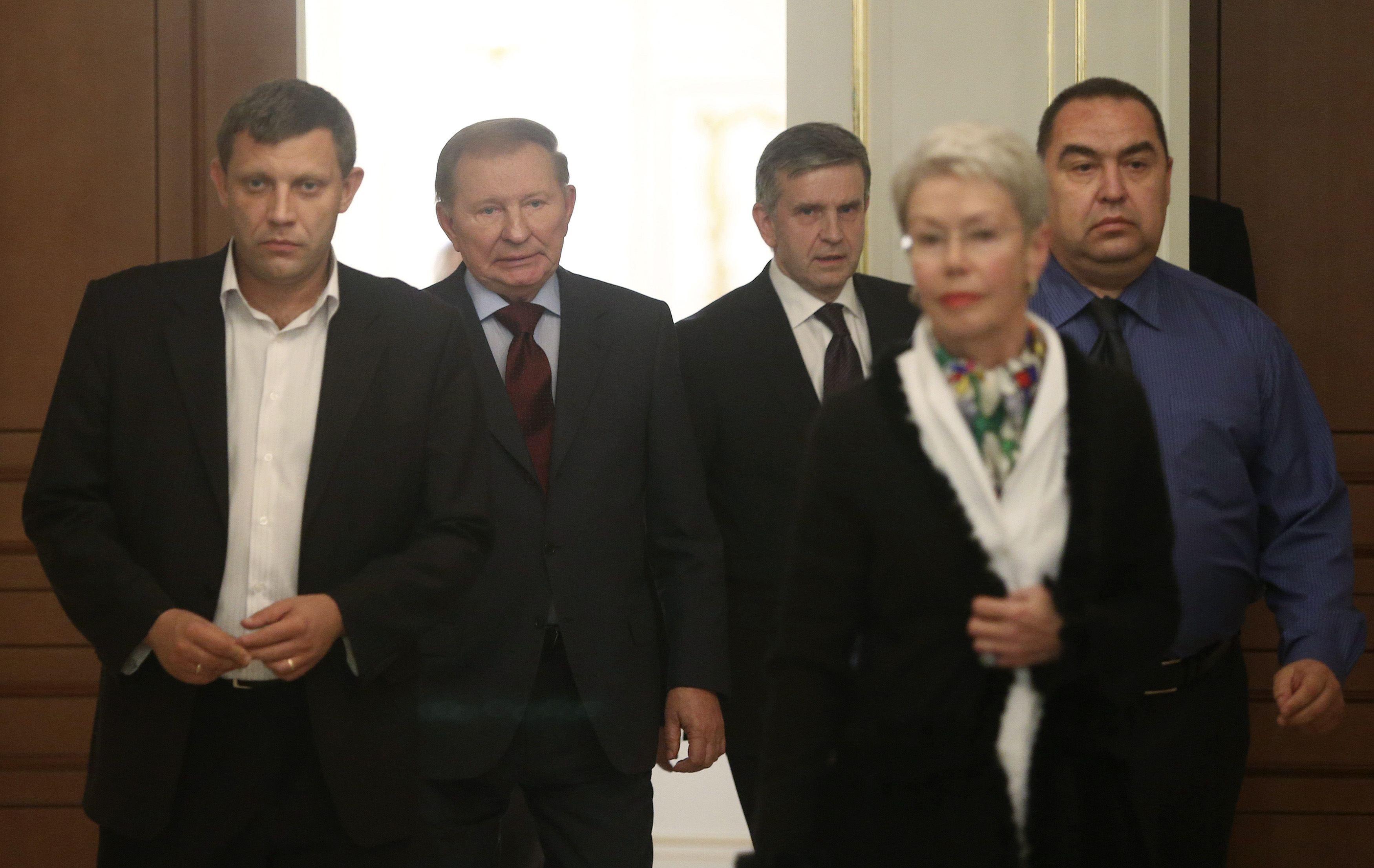 Конференция участников минских переговоров окончилась ничем