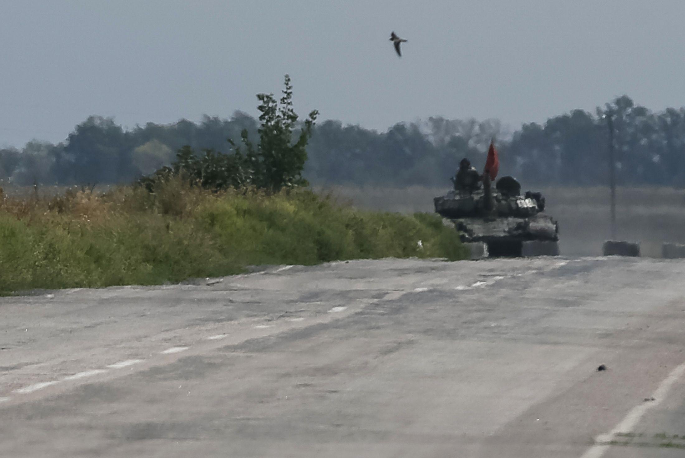 Российские войска, иллюстрация