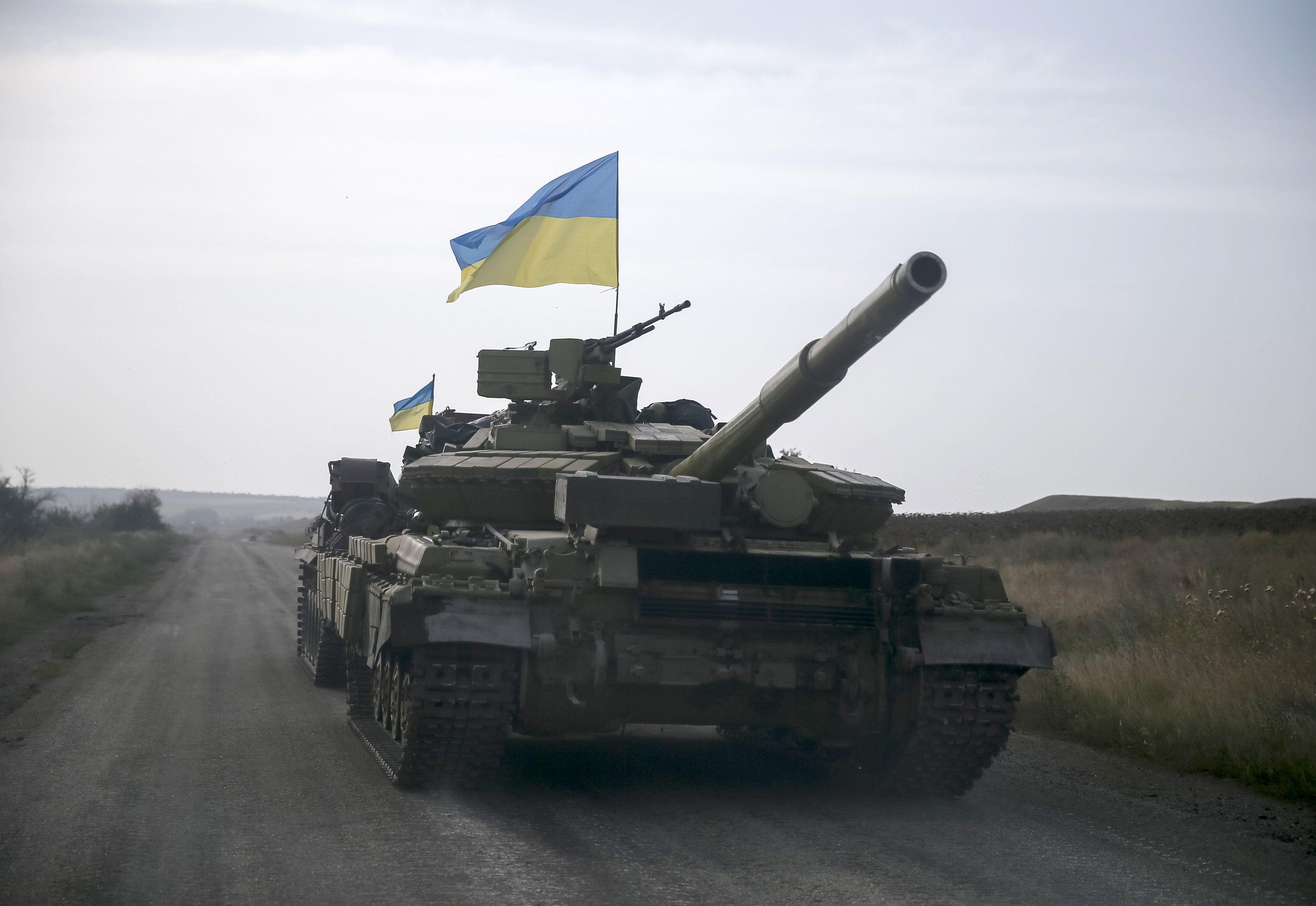 Украина должна выиграть войну на Донбассе
