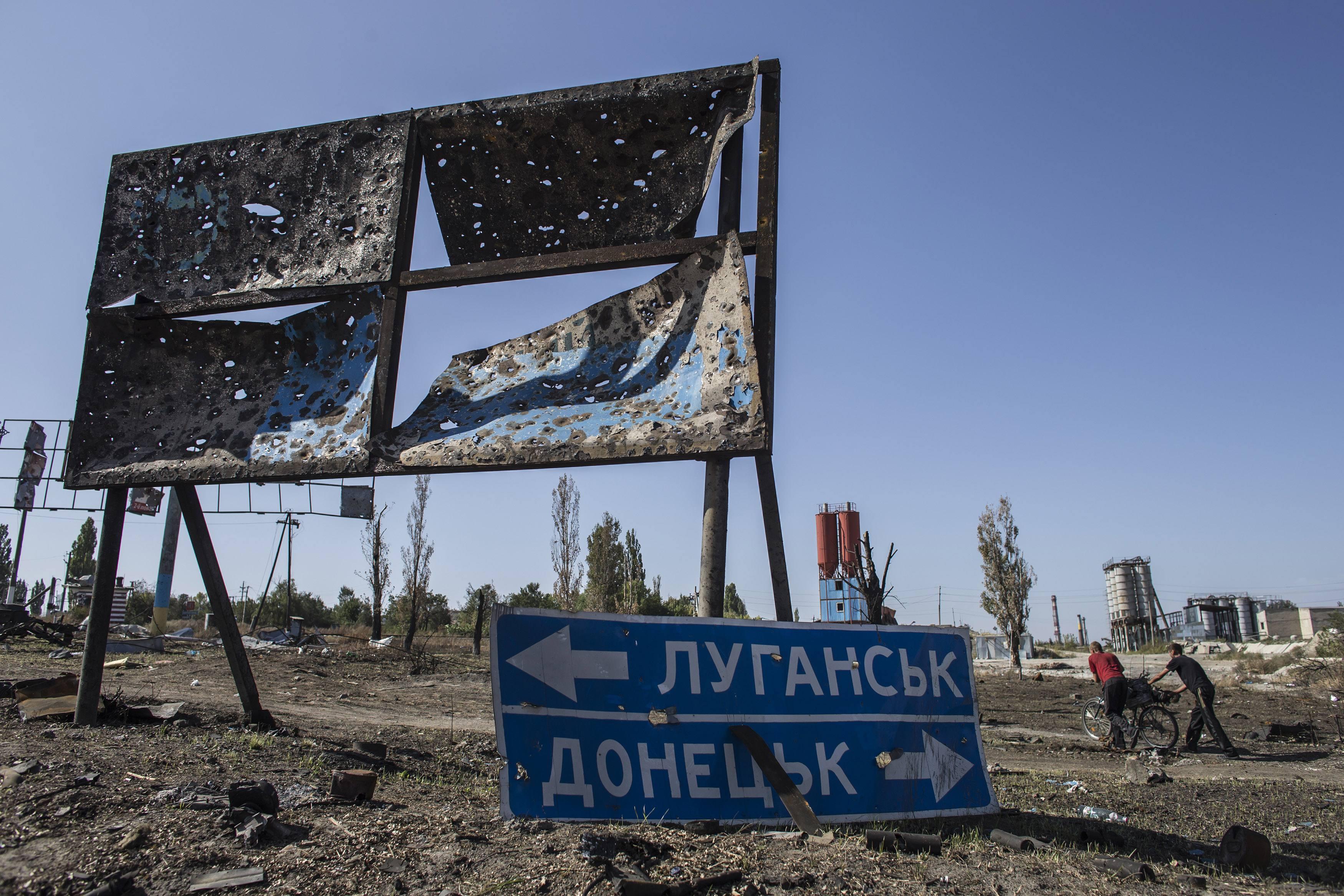 Владимир Путин при одном условии с удовольствием отдал бы часть Донбасса, полагает эксперт