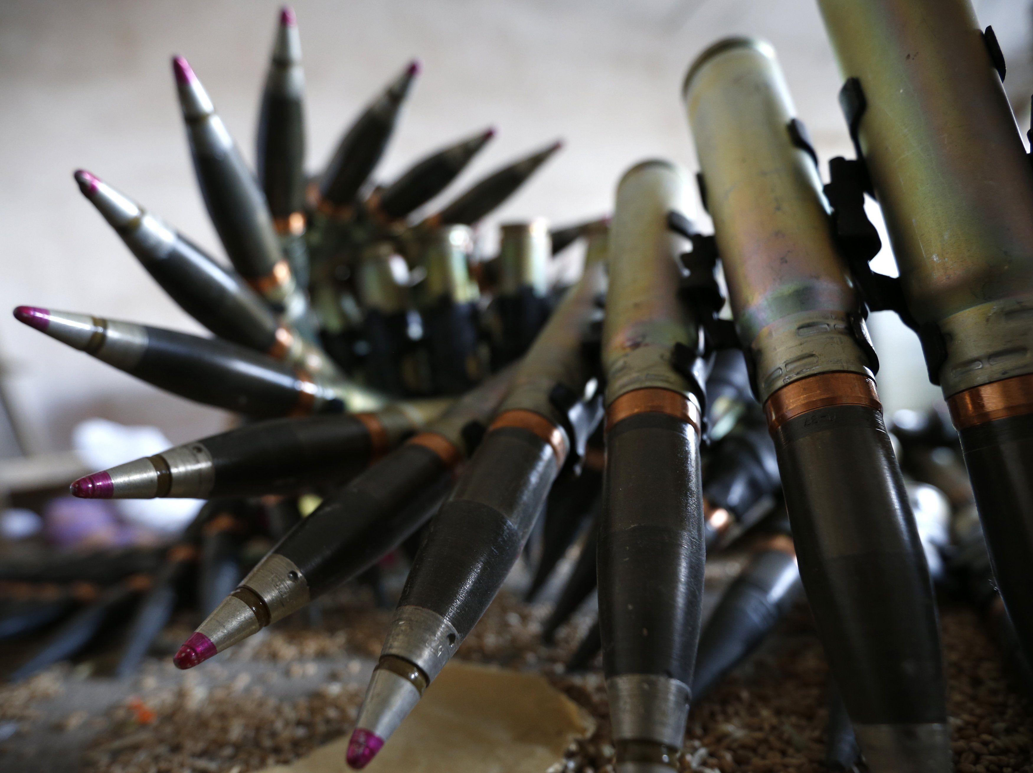 Луганский патронный завод еще держится на плаву