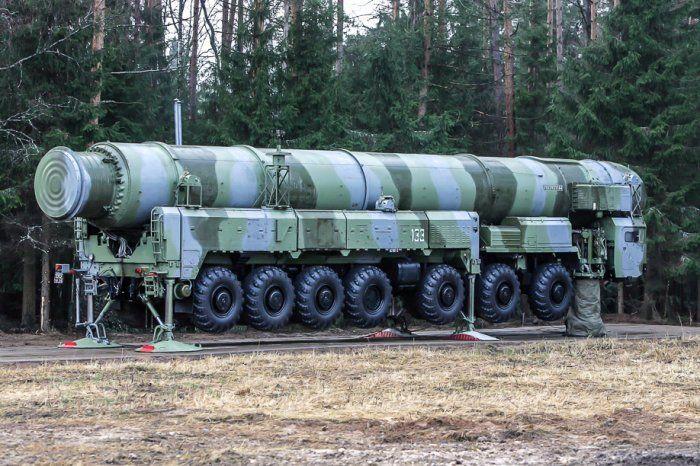 НАТО не нападет на РФ потому, что у нее есть ядерное оружие