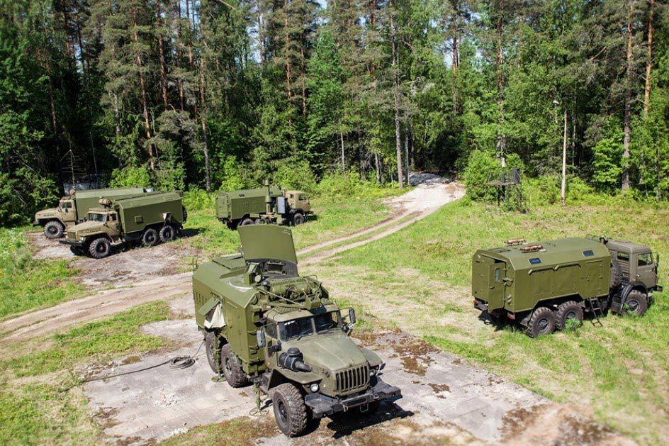 Россияне нагнали на Донбасс радиолокационные станции