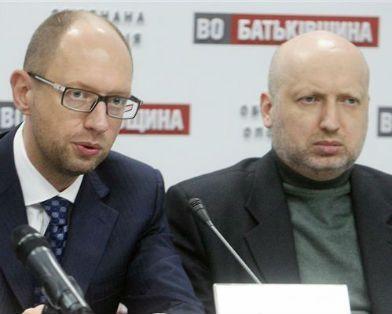 Яценюк останется премьером, но Турчинову спикером уже не быть