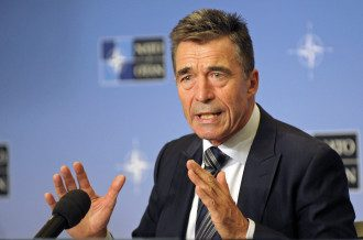 Андерс Фог Расмуссен, генсек НАТО