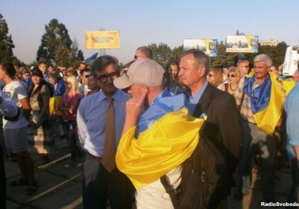 Сергей Тарута  назвал боевиками бойцов ВСУ, участвовавших в захвате Мариуполя