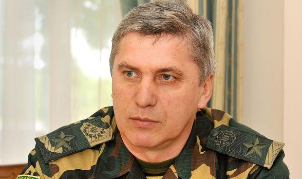 Бывший руководитель Госпогранслужбы Николай Литвин