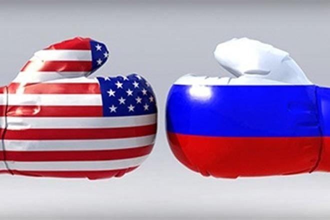США-Россия, иллюстрация