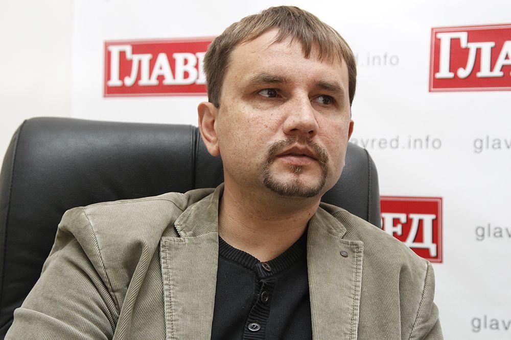 Володимир В'ятрович