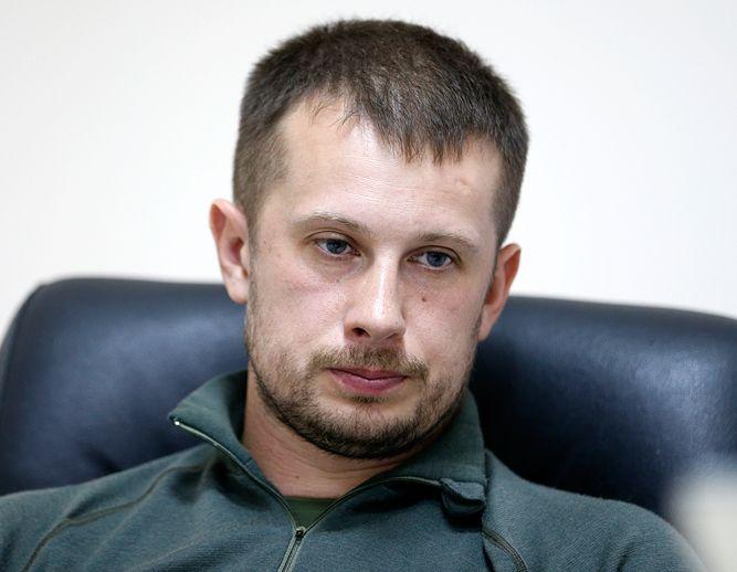 Комбат Андрей Билецкий